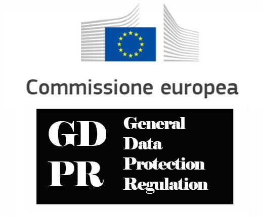 Immagine logo GDPR